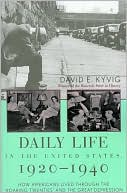 Daily Life in United States 1920-1940